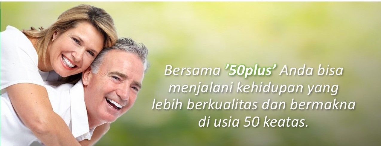 Fifty Plus - The Official Website of 50Plus